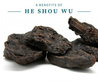 Benefits of He Shou Wu