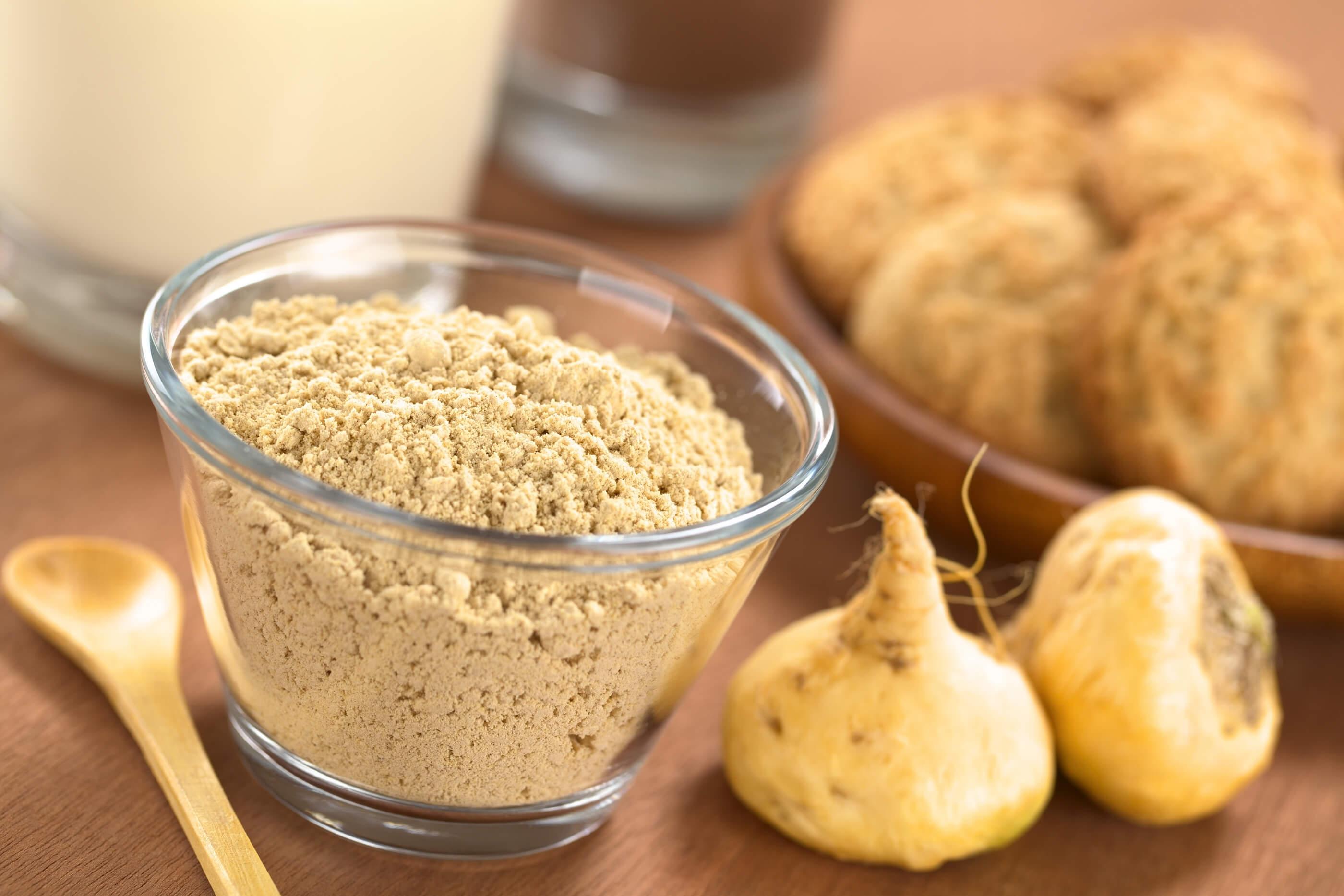 Maca Root Flour