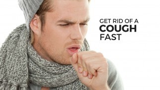 Get rid of a cough fast