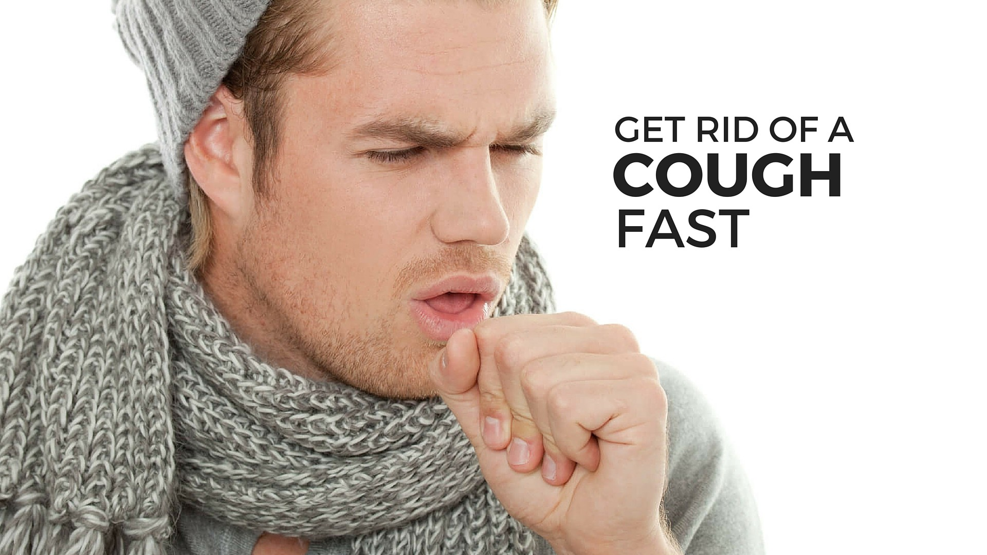 How To Get Rid Of A Dry Cough Fast Naturally