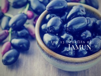 Jamun Fruit (Black Java Plum) Top 13 Health Benefits