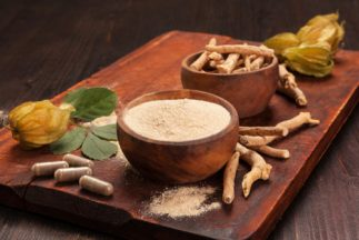 Natural Mood Stabilizers - Ashwagandha