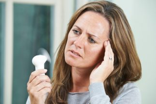 Health Benefits of He Shou Wu - Menopausal woman