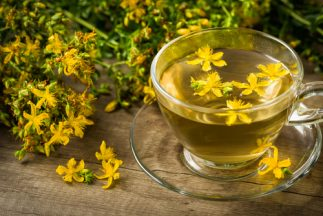 Natural Mood Stabilizers - St. John's Wort tea