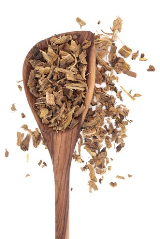 Health Benefits of Yellow Dock Root - Dried root