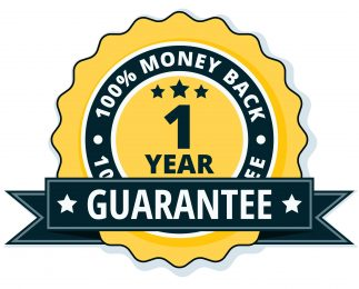 365 day moneyback guarantee
