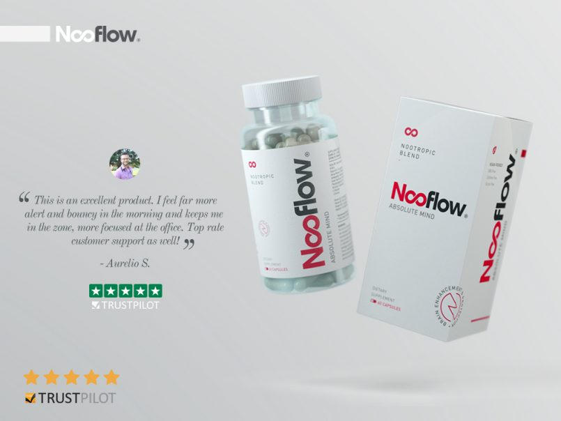 nooflow review on trustpilot